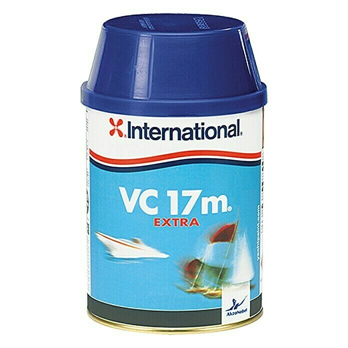 International Antifouling VC 17m extra (Graphit, 750 ml)