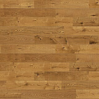 Living by Haro Parquet Roble Mocca (1.085 x 173 x 12 mm, Efecto madera campestre)(1.085 x 173 x 12 mm, Efecto madera campestre)