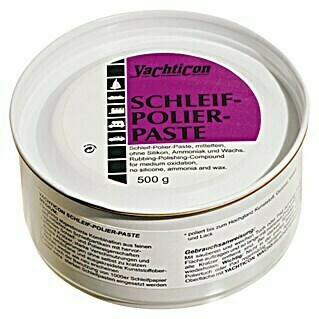 Yachticon Schleif-Polier-Paste (Medium, 500 g)(Medium, 500 g)