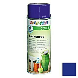 Dupli-Color Color Lakspray RAL 5002 (Ultramarijnblauw, Glanzend, 400 ml)