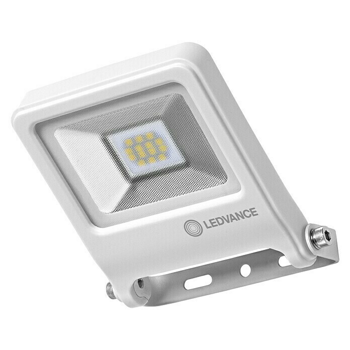 Ledvance LED-Strahler Endura Flood (Weiß, 10 W, IP65) -