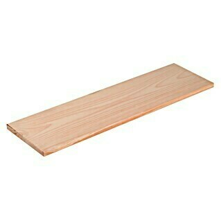 Astigarraga Triangle Estante de pared (L x An x Al: 90 x 25 x 2,2 cm, Madera de pino)