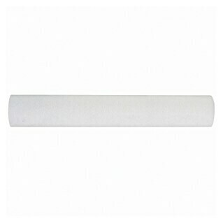 Barra para cortinas Ferro System (Blanco, Largo: 30 cm, Diámetro: 25 mm)(Blanco, Largo: 30 cm, Diámetro: 25 mm)