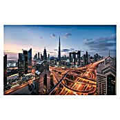 Komar Stefan Hefele Edition 2 Fototapete Lights of Dubai (450 x 280 cm, Vlies)
