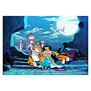 Komar Disney Edition 4 Fototapete Waiting for Aladdin (8-tlg., 368 x 254 cm, Papier)