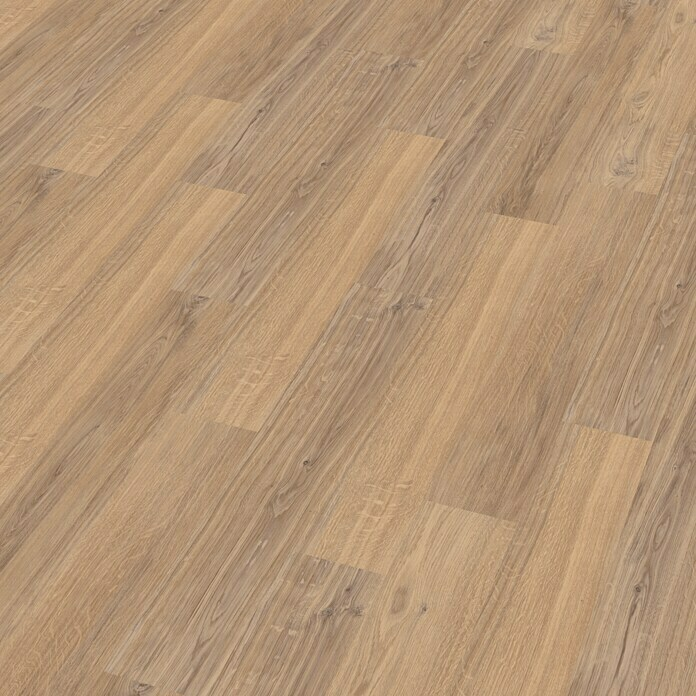 Decolife Vinylboden Laguna Oak (1.220 x 185 x 10,5 mm, Landhausdiele) -