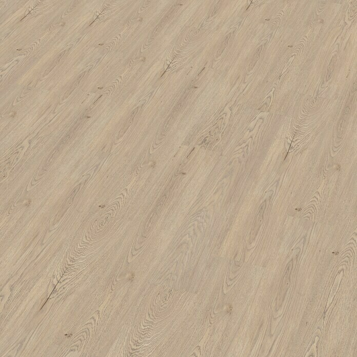 Decolife Vinylboden Light Pastel Oak (1.220 x 185 x 10,5 mm, Landhausdiele)