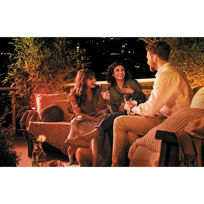 Philips Hue LED-Band Outdoor (2 m, RGBW, 19 W)