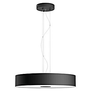 Philips Hue Lámpara colgante LED Fair (33 W, Negro, Altura: 150 cm)