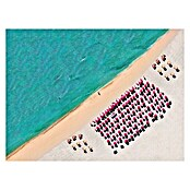 Komar Into Illusions Fototapete South Beach (2-tlg., 248 x 184 cm, Vlies)