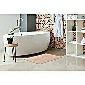 Badteppich Happy (40 x 60 cm, Taupe, 100% Polyester)