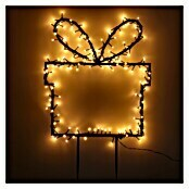 LED-Weihnachtsleuchte (Metall, Anzahl LED: 175 Stk., Höhe: 76 cm)