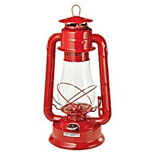 Fire & Deco Olielamp Party XXL Rood (Rood, Hoogte: 38 cm)(Rood, Hoogte: 38 cm)