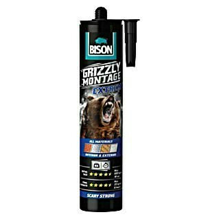 Bison Montažno ljepilo Extreme Grizzly (435 g)(435 g)