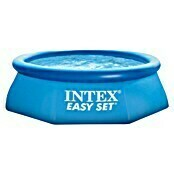 Intex Easy Pool bazen set (Ø x V: 244 x 76 cm, 2.419 l, Plava)