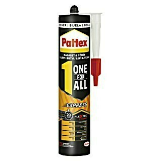 Pattex Univerzalno ljepilo One For All Express (390 g, Kartuša)(390 g, Kartuša)