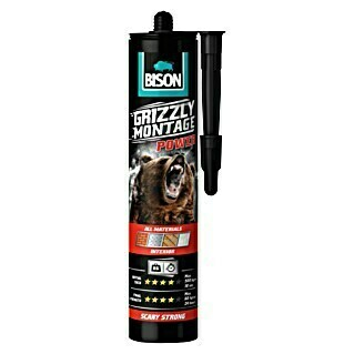 Montažno ljepilo BISON Power Grizzly (370 g)(370 g)