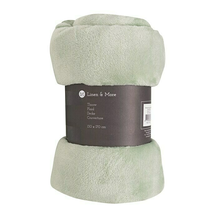 Couverture Marmaris Frosty Green