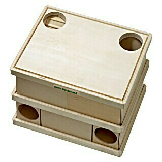 Karlie Knaagdierhuis Rody Cleverinth (22 x 17 x 10 cm, Hout)(22 x 17 x 10 cm, Hout)