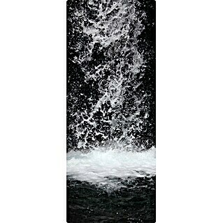 SanDesign Handmuster Waterfall (17,5 cm x 7 cm x 8 mm, Wasser)