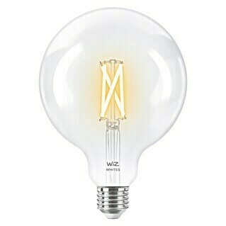 WiZ Bombilla LED Globo G125 Regulable (E27, 60 W, G125, 806 lm)(E27, 60 W, G125, 806 lm)