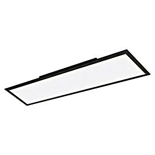 Eglo Connect LED-Panel Salobrena-C (34 W, Schwarz, L x B x H: 120 x 30 x 5 cm)