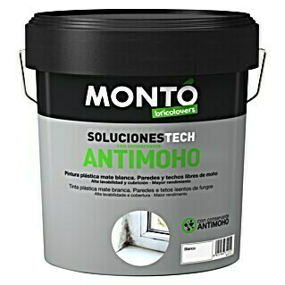Montó Bricolovers Pintura antimoho (Blanco, 12 l, Mate)