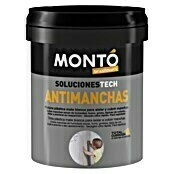 Montó Pintura Antimanchas Expresa  (Blanco, 750 ml, Mate)