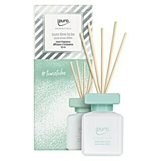 Ipuro Essentials Raumduft (Time to be, 50 ml)(Time to be, 50 ml)