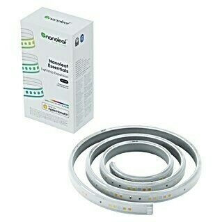 Nanoleaf Smart-LED-Band Essentials Lightstrip Erweiterung  (Weiß, 1 m)