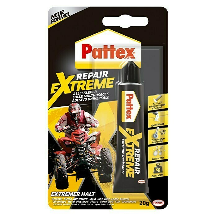 Pattex Powerkleber 100% Repair Gel (20 g) - PRX 12