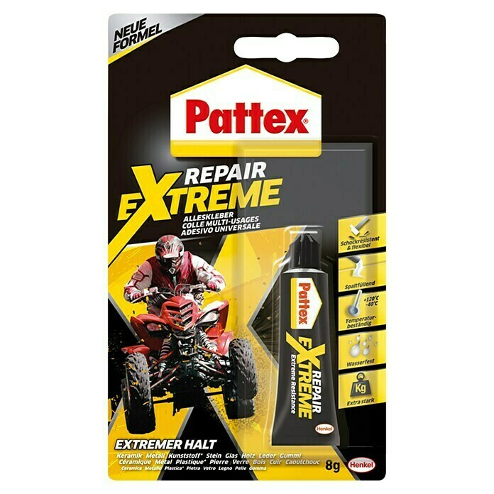 Pattex Powerkleber 100% Repair Gel (8 g) - PRX18
