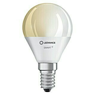 Ledvance Smart+ WiFi LED-Leuchtmittel Mini Bulb (E14, 5 W, P46, 470 lm, Dimmbar)