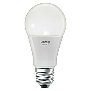 Ledvance Smart+ WiFi LED-Leuchtmittel Classic (E27, 9 W, A60, 806 lm, Einstellbare Farbtemperatur)
