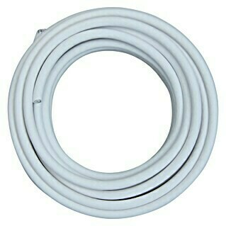 Electraline Cable para red CAT 5 (Largo: 50 m, Gris)(Largo: 50 m, Gris)