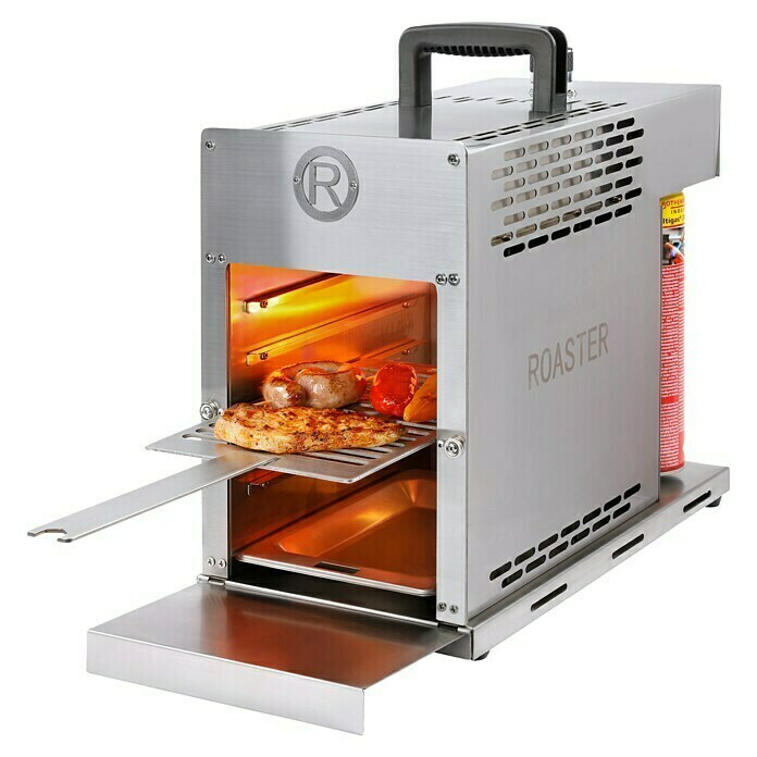 Rothenberger Industrial Gasgrill Thermo Roaster