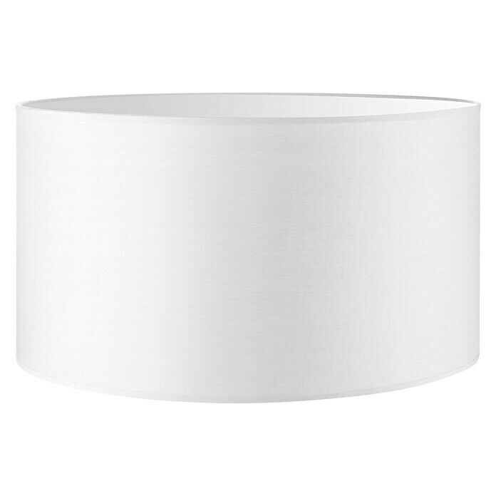 Home Sweet Home Lampenschirm Bling (Durchmesser: 45 cm, Pure White, Baumwolle) -