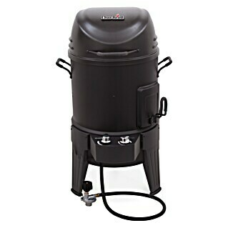 Char-Broil Gasgrill-Smoker The Big Easy (Anzahl Brenner: 1, Hauptgrillfläche: Ø 38,5 cm, 5,3 kW)(Anzahl Brenner: 1, Hauptgrillfläche: Ø 38,5 cm, 5,3 kW)