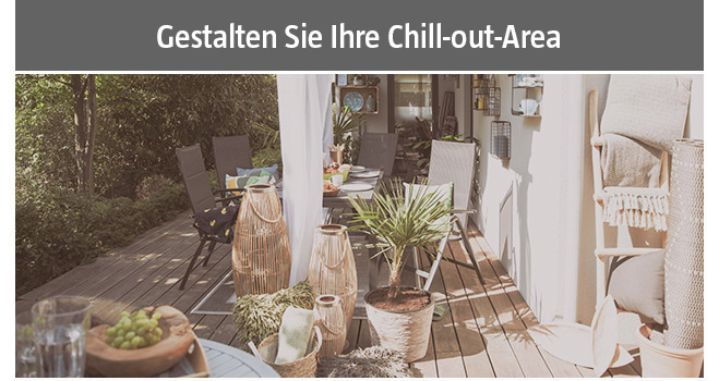Chill-out-Area