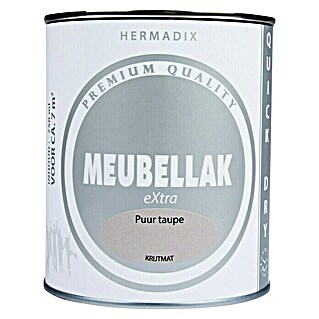 Hermadix Lak voor meubels Puur taupe (Puur Taupe, 750 ml, Mat)(Puur Taupe, 750 ml, Mat)